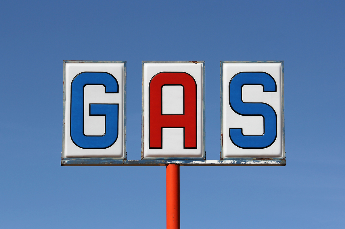 connecting gas to your new country home