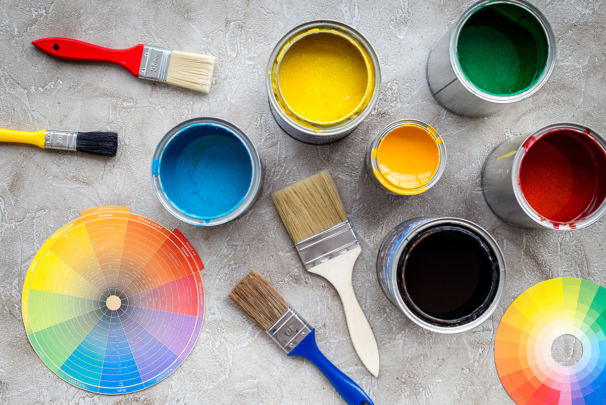 Why does it cost extra to have more than one paint colour in my home?