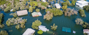 What's involved in building a new home in a flood prone area